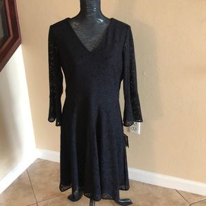 Nine West Lacey holiday dress